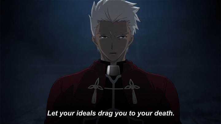 Unlimited Blade Works Archer