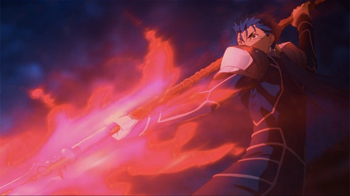 Unlimited Blade Works Gae_Bolg
