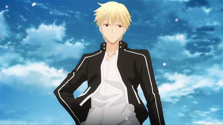Unlimited Blade Works Gilgamesh