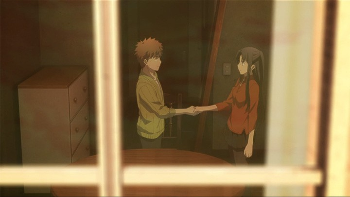 Unlimited Blade Works Handshake