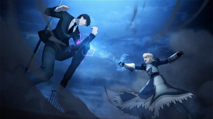 Unlimited Blade Works Kazuki