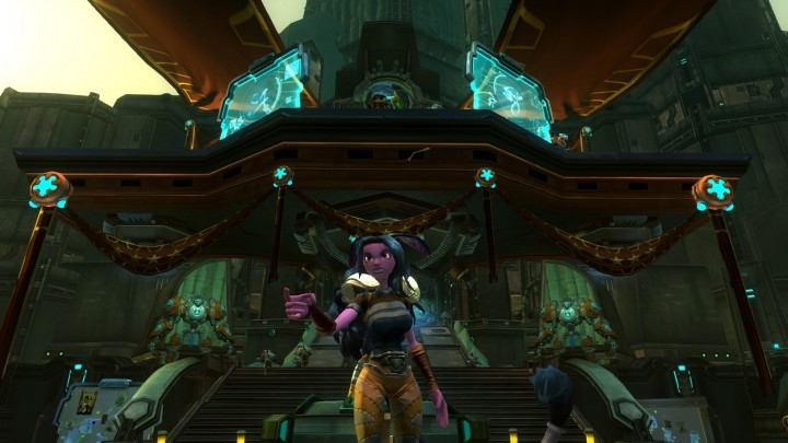 WildStar Court of Judgment