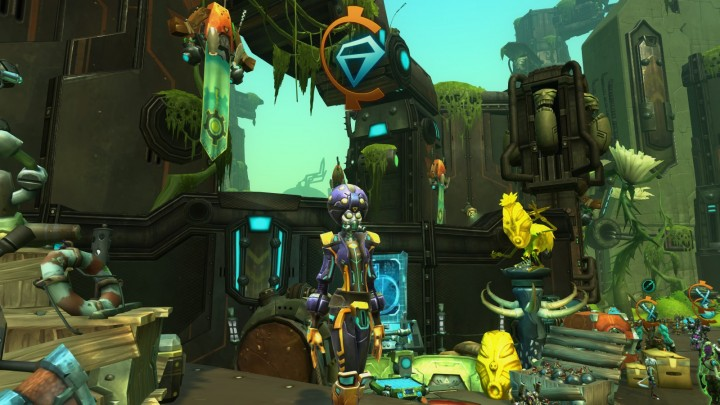 WildStar Gem Vendor