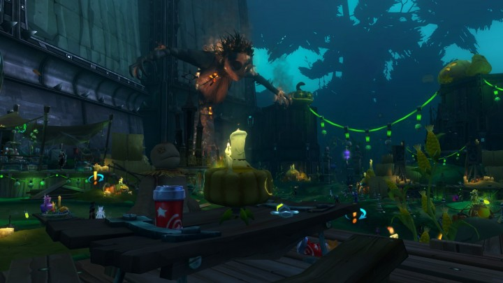 WildStar Shade's Eve Festival