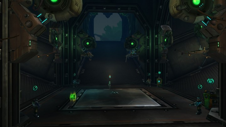 WildStar Traverse Tunnels