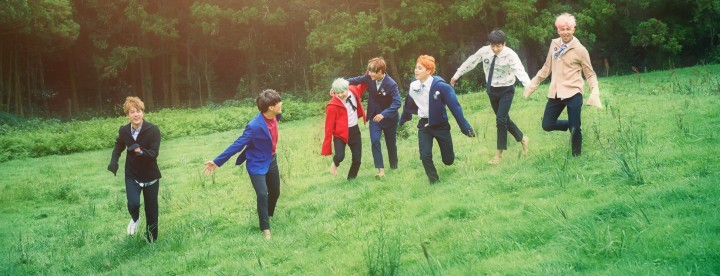 bangtan boys the most beautiful moment in life pt.2 album cover