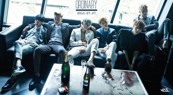 beast ordinary album cover