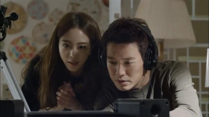 Sara and Tae Hee eavesdrop