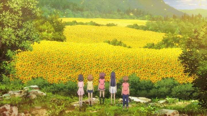 sora no method sunflowers