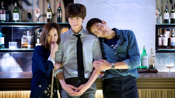 Yeo Reum, Ha Jin, and Tae Ha