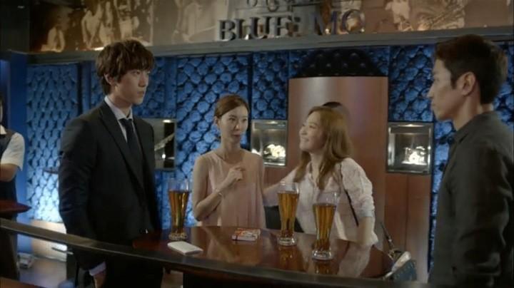 Ha Jin meets Tae Ha