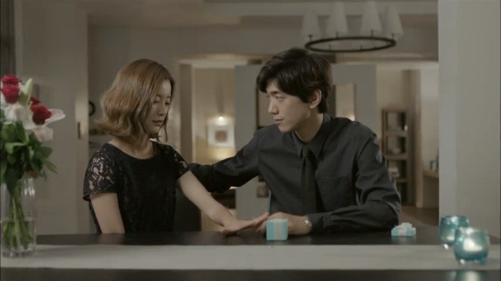Yeo Reum accepts Ha Jin's proposal