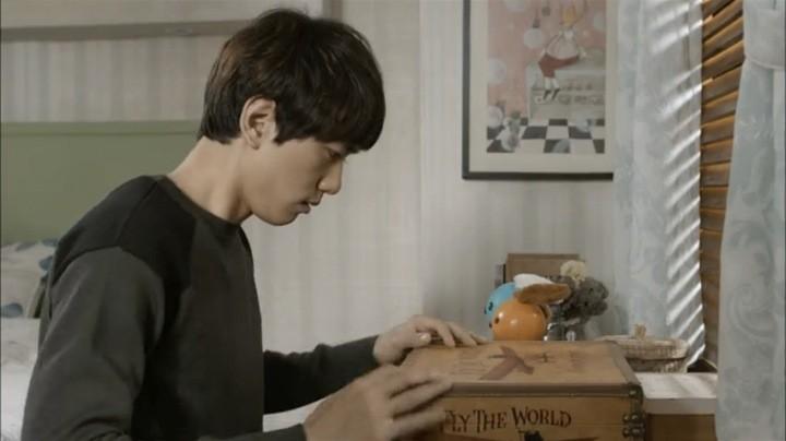 Ha Jin discovers Yeo Reum's secret