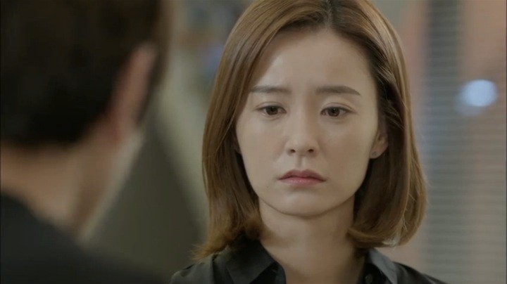 Yeo Reum is speechless