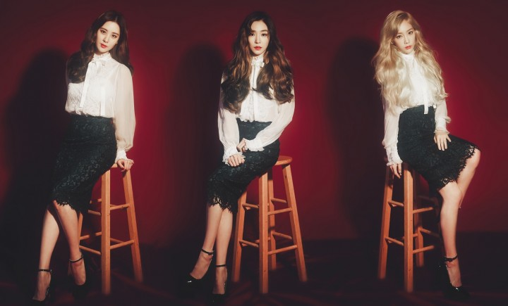 girls generation tts dear santa album cover
