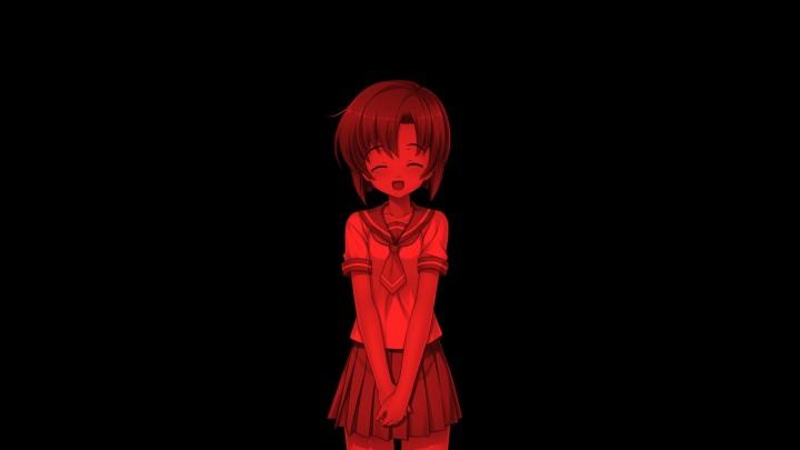 higurashi rena red