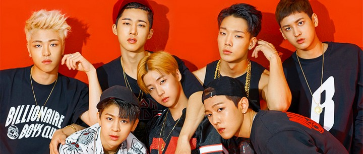 kpop idol groups - iKON