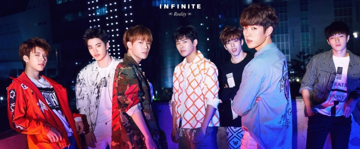 infinite reality album cover