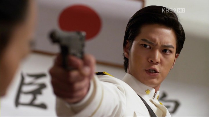 korean drama guys bridal mask