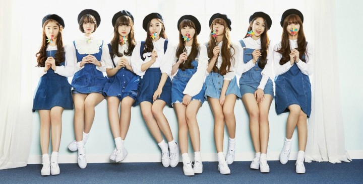 kpop idol groups - Oh My Girl