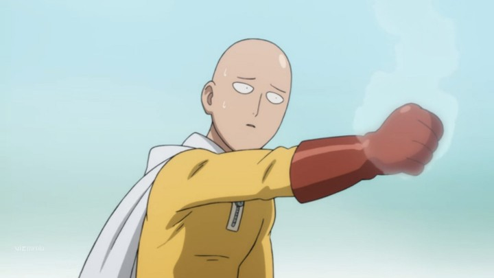 one punch man Saitama-look