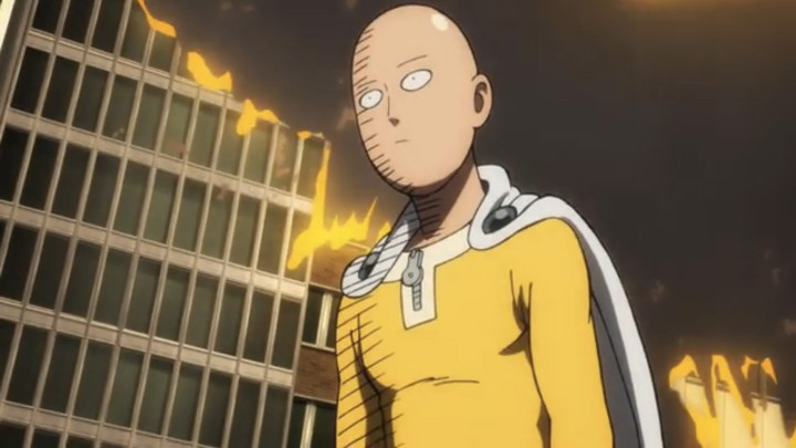 one punch man melancholy