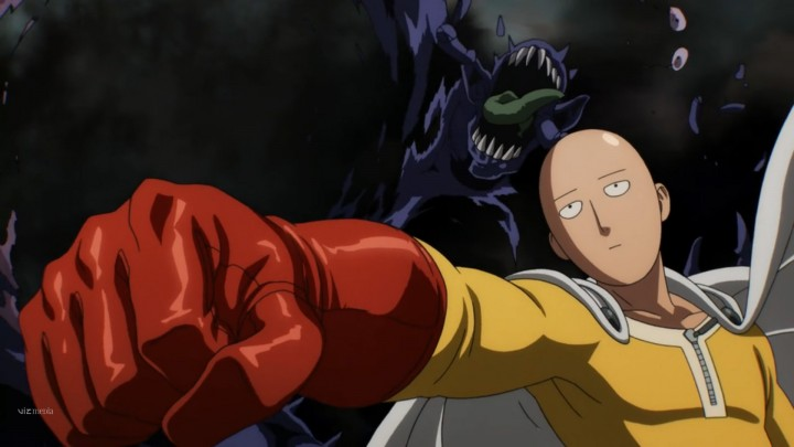 one punch man one-punch