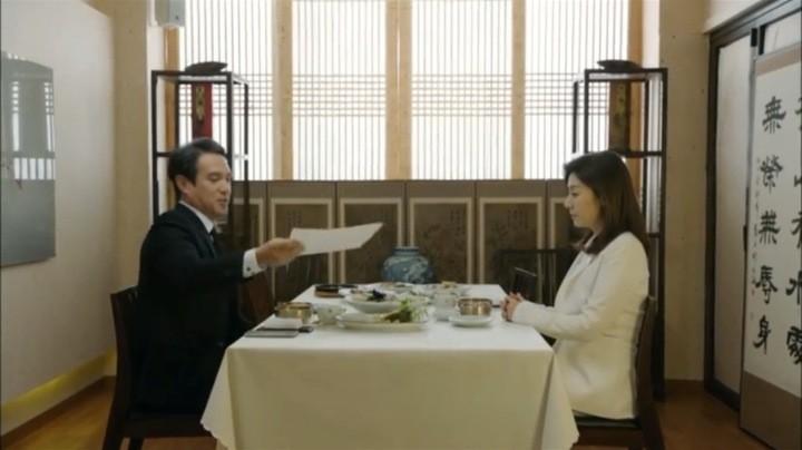 lee tae joon threatens yoon ji sook