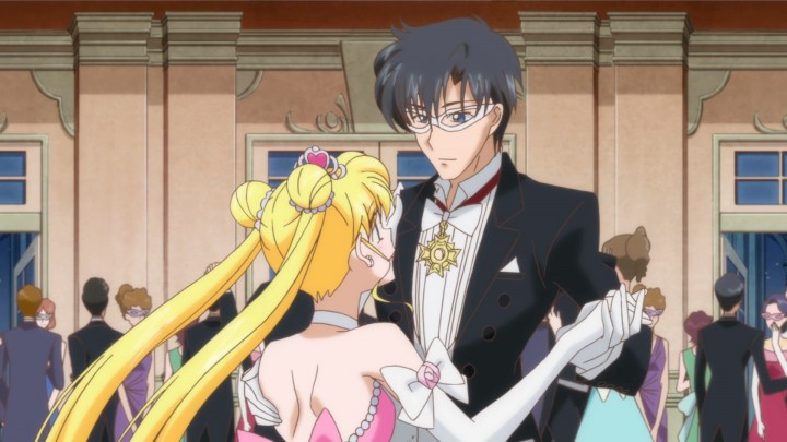 Sailor Moon Crystal mamoru