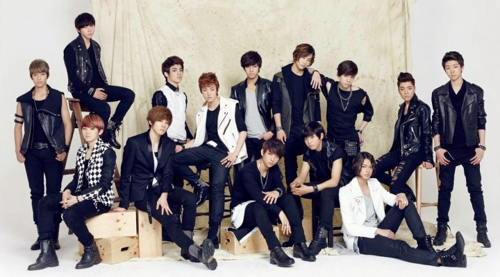 kpop idol groups - Seventeen