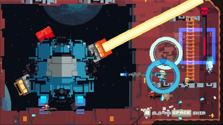super time force ultra boss