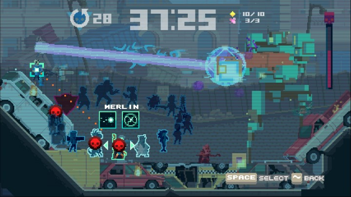 super time force ultra hardcore