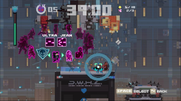 super time force ultra uf