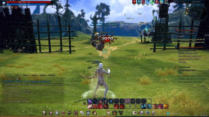 tera Avatar-Bow-Damage