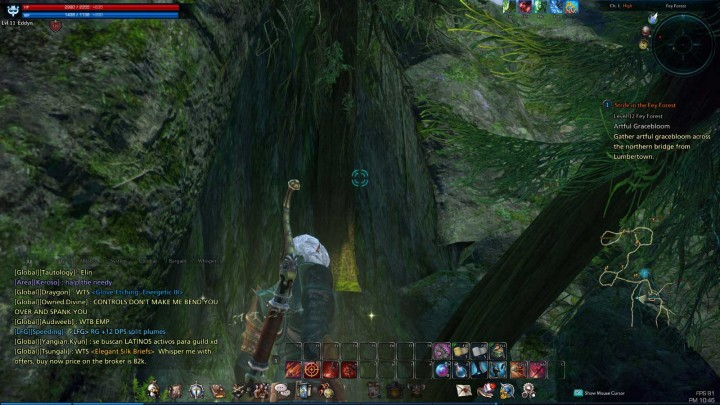 tera Tree-Clipping