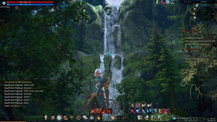tera Waterfall