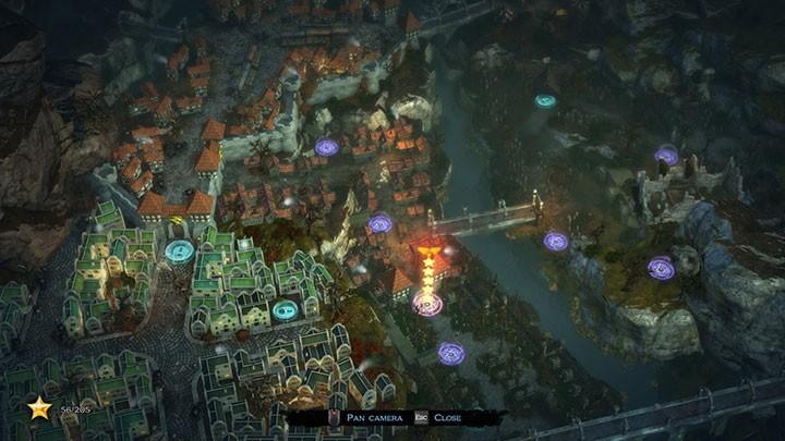 victor vran map