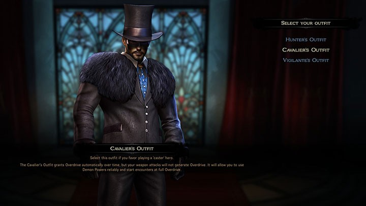 victor vran outfit1
