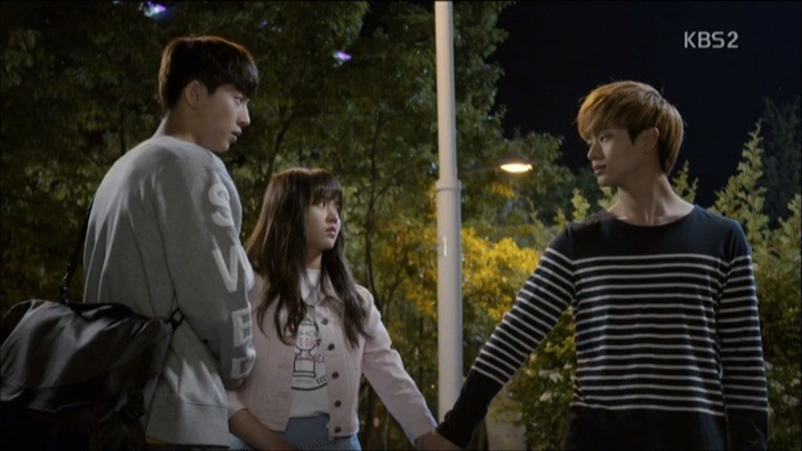 who are you: school 2015 21